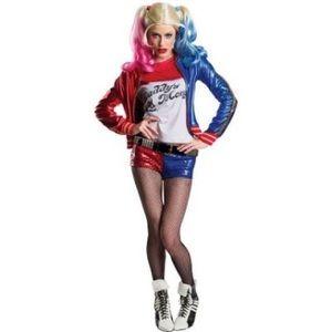Harley Quinn Costume Set